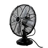 Ar Condicionado e Ventilador